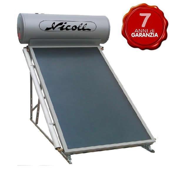 Pannello Solare Boiler Integrato : Pannello solare con boiler installazione climatizzatore