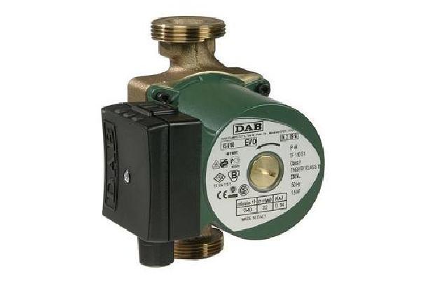 Elettropompa di circolazione dab per acqua sanitaria vs 35 for Rame vs cpvc per linee d acqua