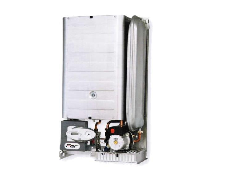Caldaia fer easybox d f24 incasso esterno 24 kw camera for Radiatori ghisa ferroli